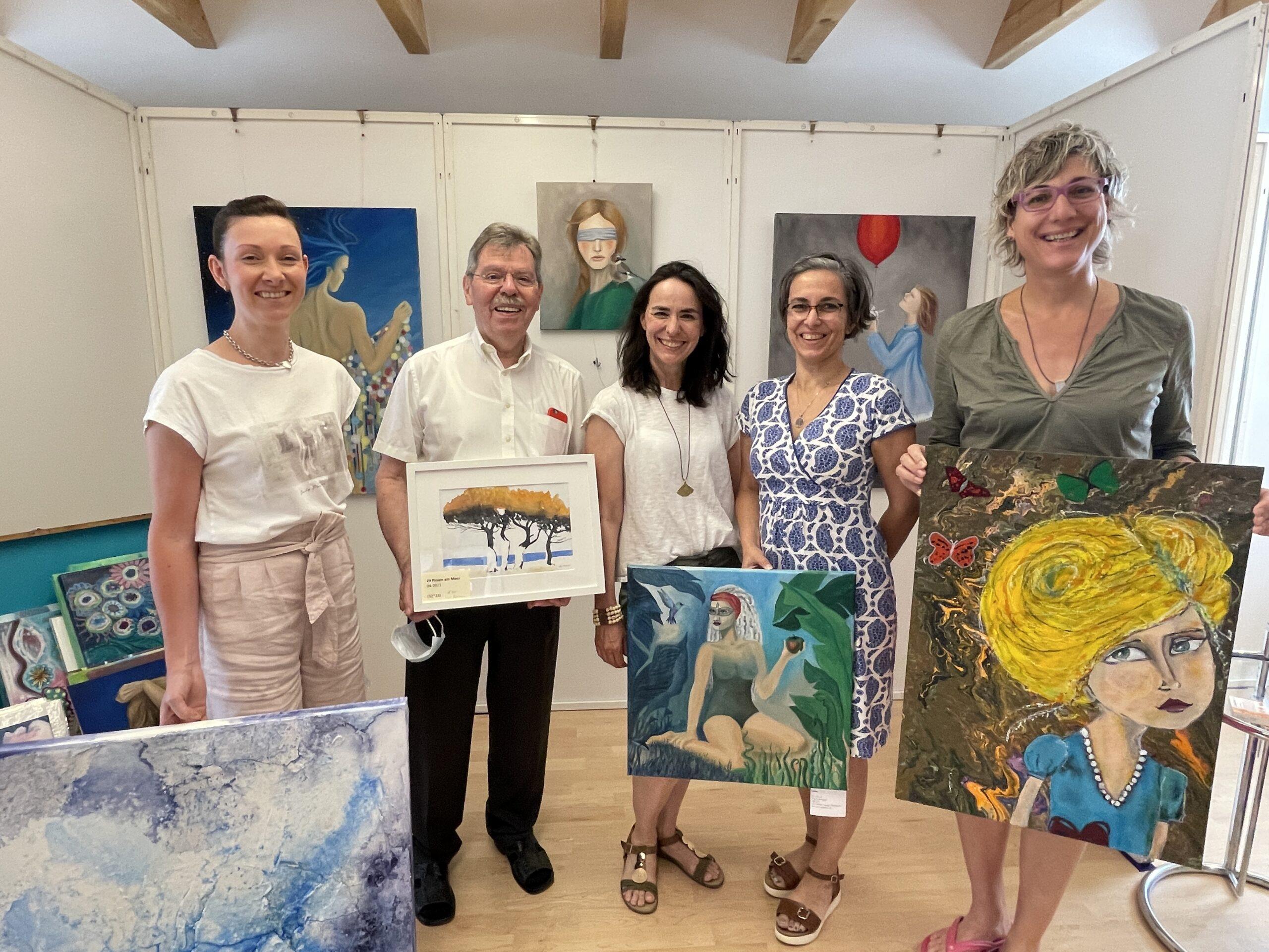 Ausstellung Künstler